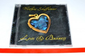 Mathias Schaffhauser – Love & Business CD Używ.