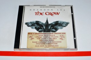 The Crow (Music From The Original Motion Picture) CD Album Używ.