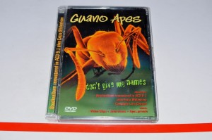 Guano Apes - Don't Give Me Names DVD Używ.