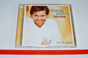 Thomas Anders – This Time CD Album Używ.