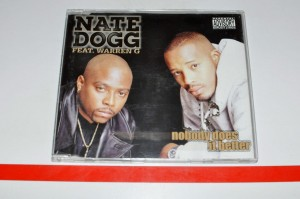 Nate Dogg feat. Warren G – Nobody Does It Better Maxi CD