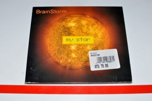 Brainstorm - My Star CD Maxi Używ.