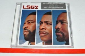 LSG - LSG2 CD Album Używ.