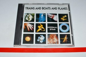 Trains And Boats And Planes – Minimal Star CD Album Używ.