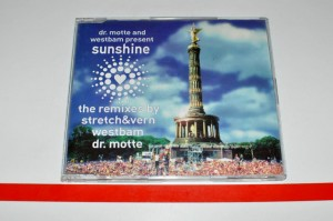 Dr. Motte And WestBam – Sunshine (The Remixes) Maxi CD Używ.