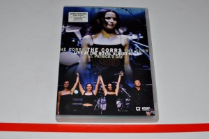 The Corrs - Live At The Royal Albert Hall - St. Patrick's Day DVD Używ.