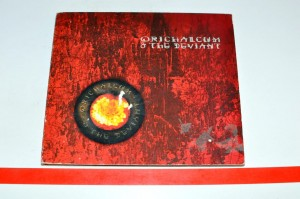 Orichalcum & The Deviant – Orichalcum & The Deviant CD Album Używ.