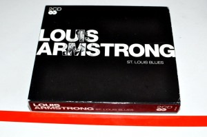 Louis Armstrong - St. Louis Blues 2xCD Używ.