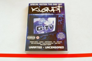 Kurupt - G-TV CD + DVD ALBUM Używ.