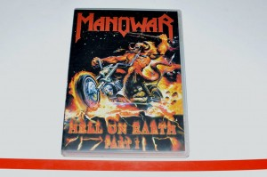 Manowar - Hell On Earth - Part 1 CD ALBUM Używ.