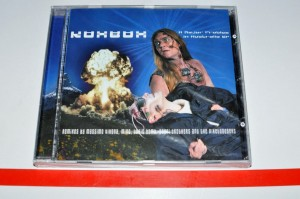Koxbox – A Major Problem In Australia EP CD Nowa