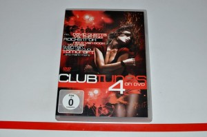 Clubtunes On DVD 4 Używ.