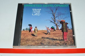 Arrested Development – 3 Years, 5 Months And 2 Days In The Life Of... CD Album Używ.