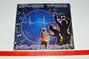 Space Tribe – Heart Beat CD Album Nowa