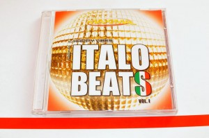 DJ Happy Vibes Presents Various- Italo Beats Vol. I CD Używ.