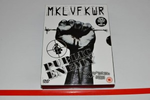 Public Enemy – MKL VF KWR - Revolverlution Tour Australia 2003 CD+ 2xDVD Używ.