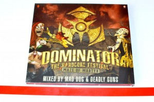 Mad Dog & Deadly Guns – Dominator 2017 - The Hardcore Festival - Maze Of Martyr 2xCD Nowa