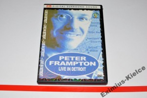 Peter Frampton - Live in Detroit DVD Używ.
