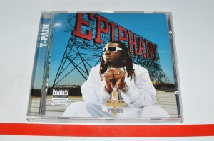 T-Pain – Epiphany CD Album Używ.