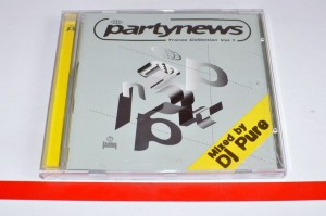 DJ Pure – Partynews Trance Collection Vol. 1 CD Używ.
