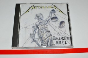 Metallica – ...And Justice For All CD ALBUM Używ.