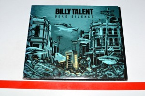 Billy Talent – Dead Silence CD Album Używ.