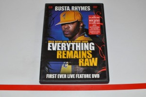 Busta Rhymes – Everything Remains Raw DVD Używ.