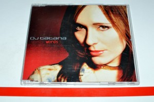 DJ Tatana – Words Maxi CD Używ.