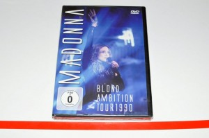 Madonna - Blond Ambition Tour 1990 DVD Nowa