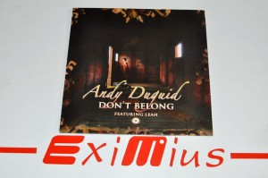 Andy Duguid Featuring Leah - Don't Belong 12'' LP Nowy