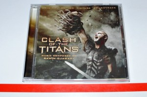 Ramin Djawadi – Clash Of The Titans CD Album Używ.