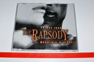 The Rapsody Feat. Warren G & Sissel – Prince Igor Maxi CD Używ.