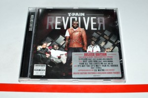 T-Pain – Revolver CD Album Używ.