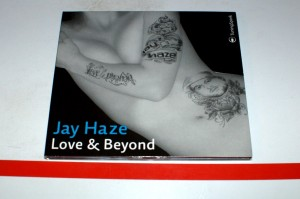 Jay Haze - Love & Beyond CD ALBUM Używ.