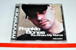 Frankie Bones – You Know My Name CD Używ.