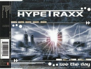 Hypertraxx- See the day Maxi CD Używ.