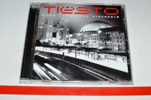 Tiesto - Club Life Vol 3 Stockholm CD Album Używ.