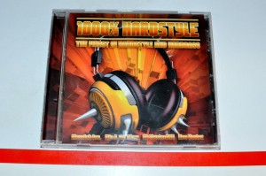 1000% Hardstyle - The Finest In Hardstyle & Hardbass CD Używ.