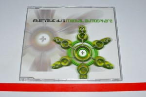 Intervalic DJ's - Mental Atmosphere Maxi CD Używ.