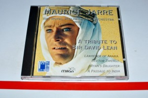 Maurice Jarre And The Royal Philharmonic Orchestra - A Tribute To Sir David Lean CD Używ.
