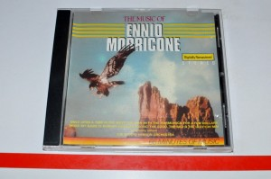 The London Studio Orchestra – The Music Of Ennio Morricone CD Używ.