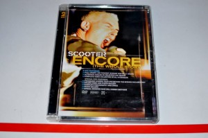 Scooter - Encore (The Whole Story)  2 × DVD Używ.