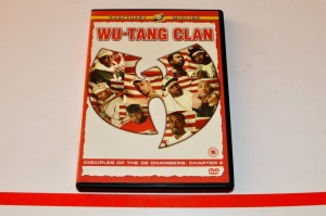 Wu-Tang Clan - Disciples Of The 36 Chambers: Chapter 2 DVD Używ.