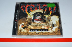 The Cult - Best Of Rare Cult CD Używ.