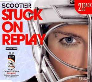 Scooter ‎– Stuck On Replay Maxi CD Używ.