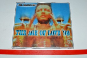 Age Of Love – The Age Of Love '98 Maxi CD Używ.