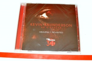 Kevin Saunderson As E-Dancer – Heavenly Revisited 2xCD Album Nowa
