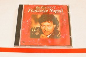 Francesco Napoli - The Very Best Of CD Używ.