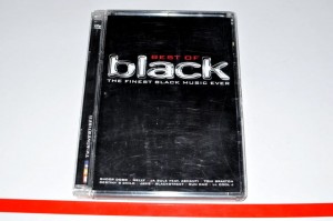 Best Of Black - The Finest Black Music Ever DVD  Używ.