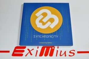 Mark Norman – Synchronicity 4x12''LP